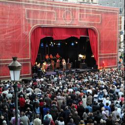 11 juli viering Antwerpen